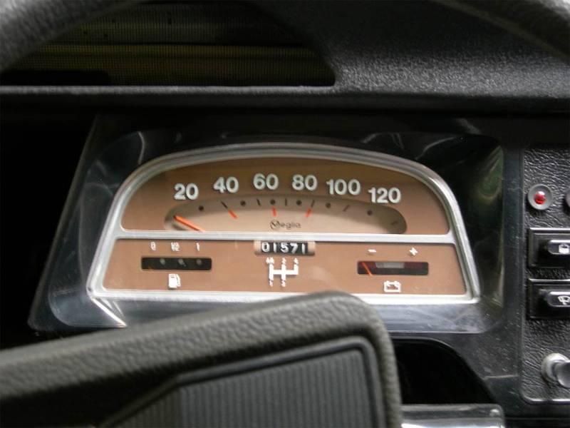 2cv de 1978  1571 km